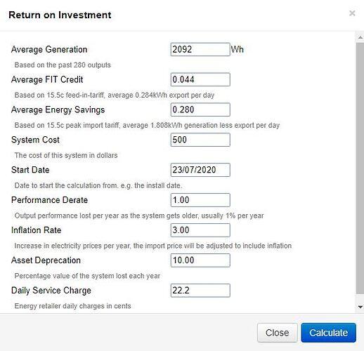 default-returns